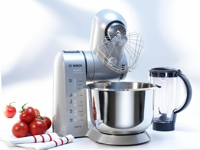 El robot de cocina m s potente del mundo for Robot de cocina botticelli