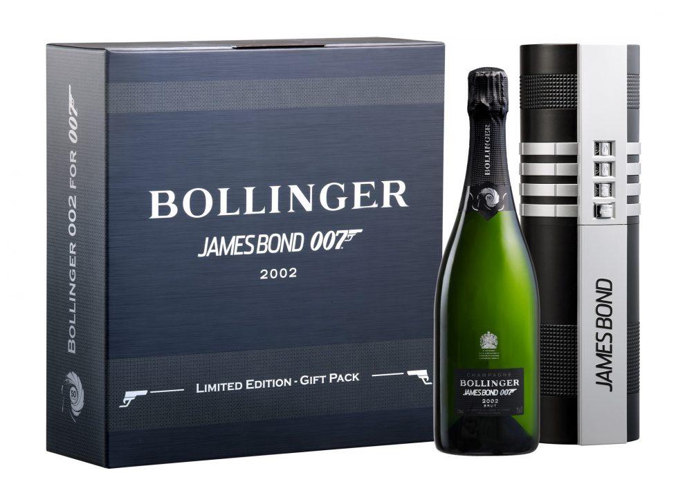 Champan Bollinger James Bond