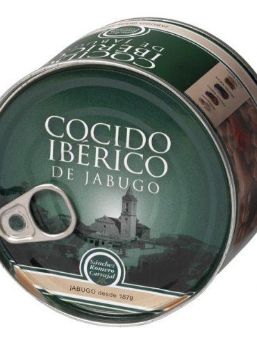 Cocido Ibérico Sánchez Romero Carvajal