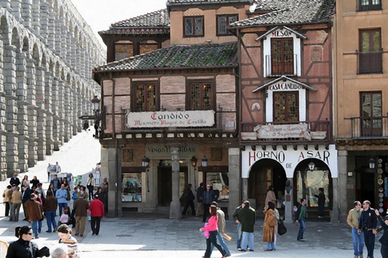 Meson Candido en Segovia