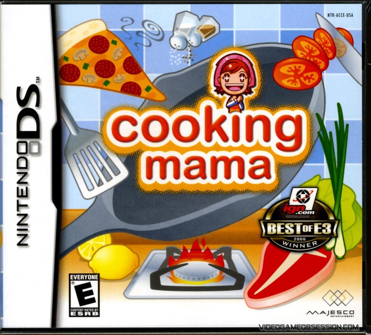 Cooking mama el simulador de cocina for Simulador de cocina
