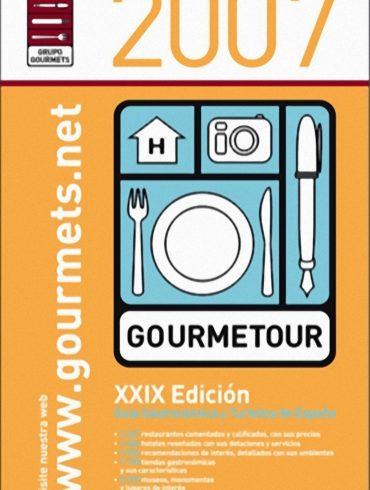 Gourmetour 2007, la guía gastronómica de España