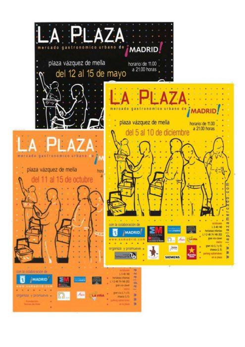 III Mercado Gastronomico La Plaza