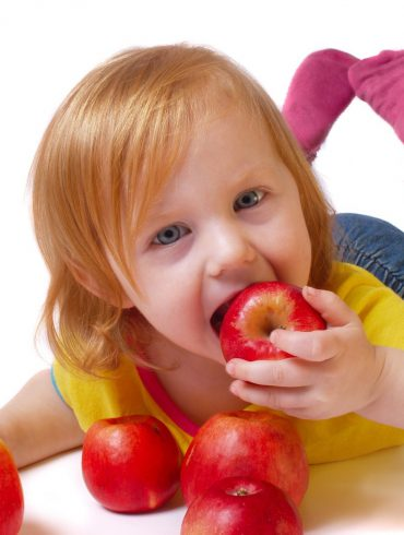 Alimentacion saludable niños