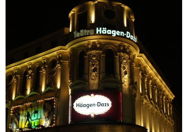 Teatro Haagen-Dazs