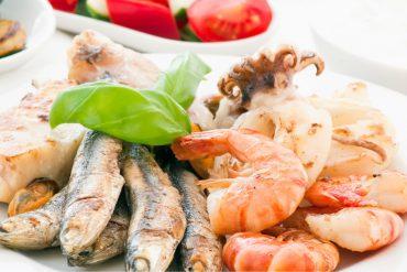 Gastronomia de grecia y mediterranea