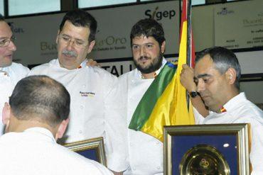 """Gelato in Tavola"" de SIGEP 2007"