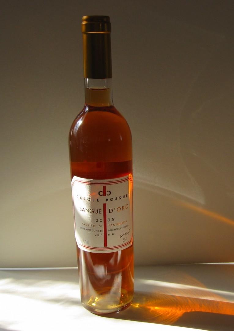 Sangue d´Oro 2005 Vino