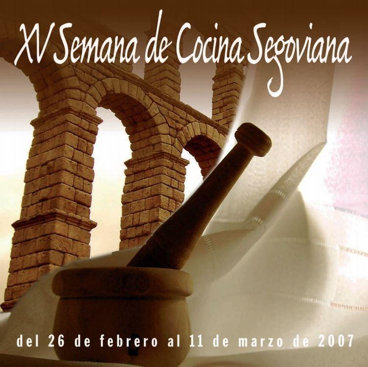 Semana de la Cocina Segoviana