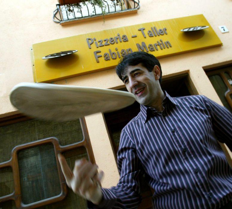Fabian Martin, el mejor pizzero del mundo 1