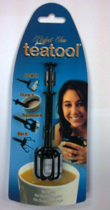 Teatool, exprimidor de infusiones 1