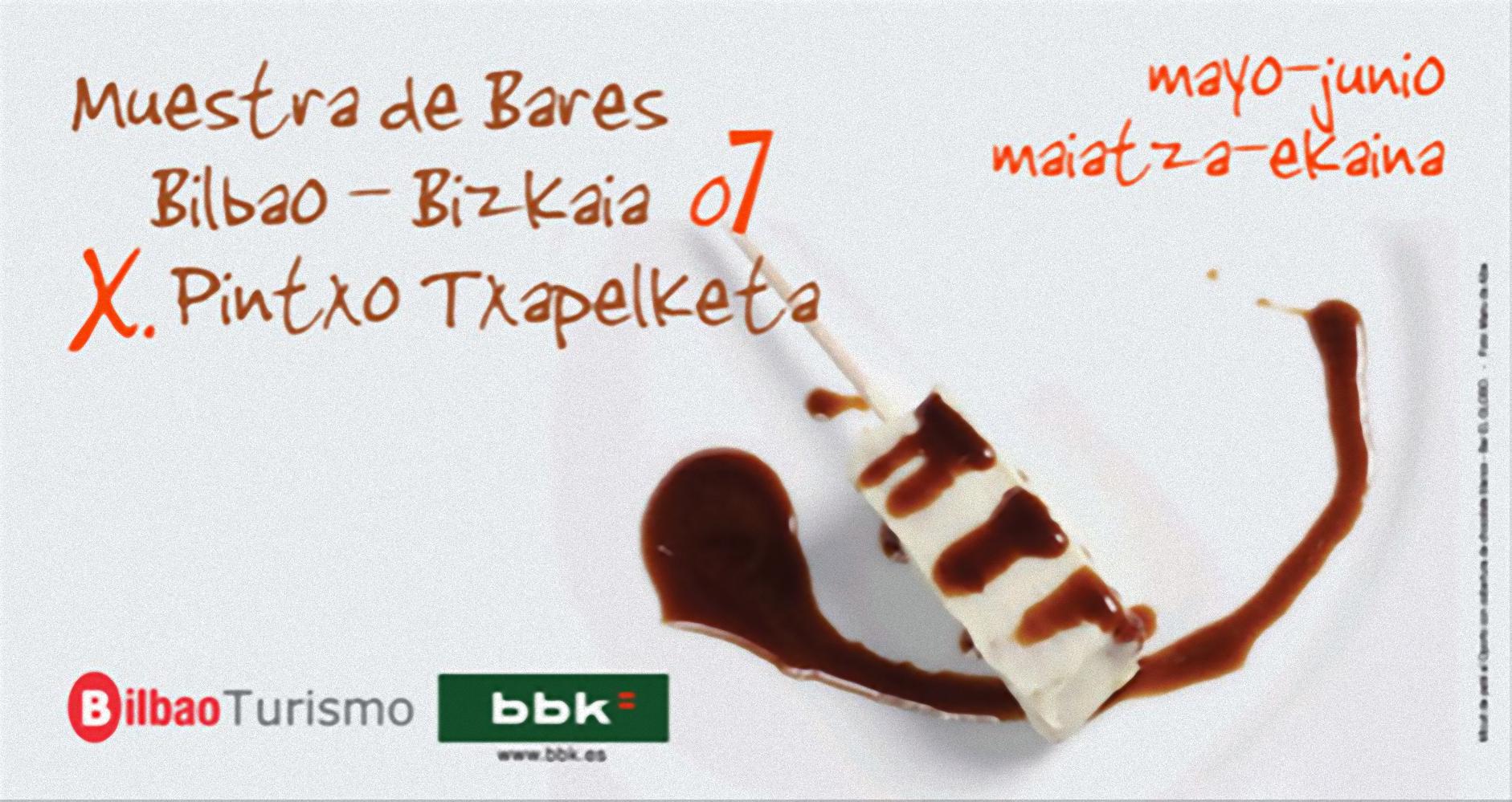 Bilbao-Bizkaia 07-X Pintxo Txapelketa