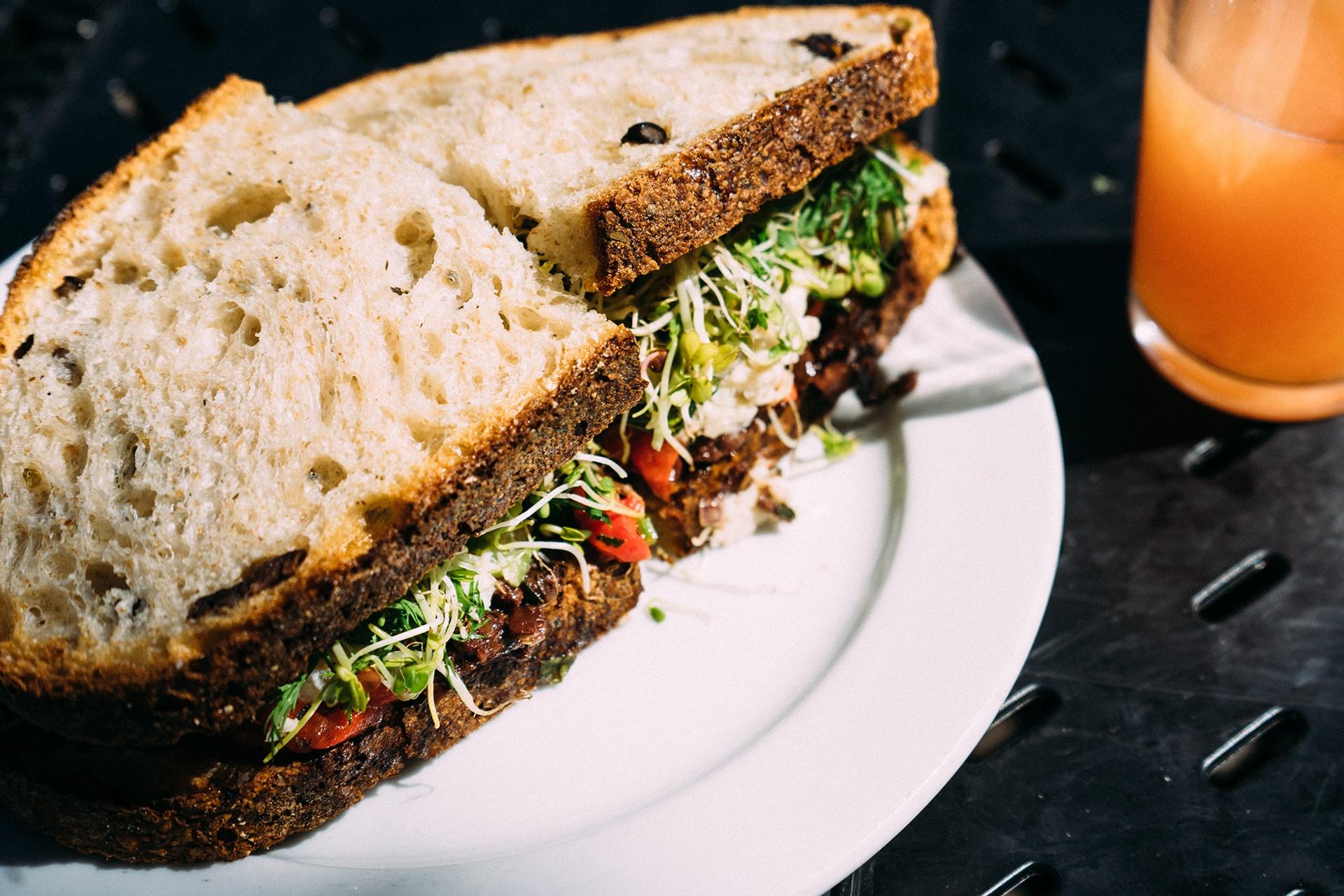Bocadillo Sandwich