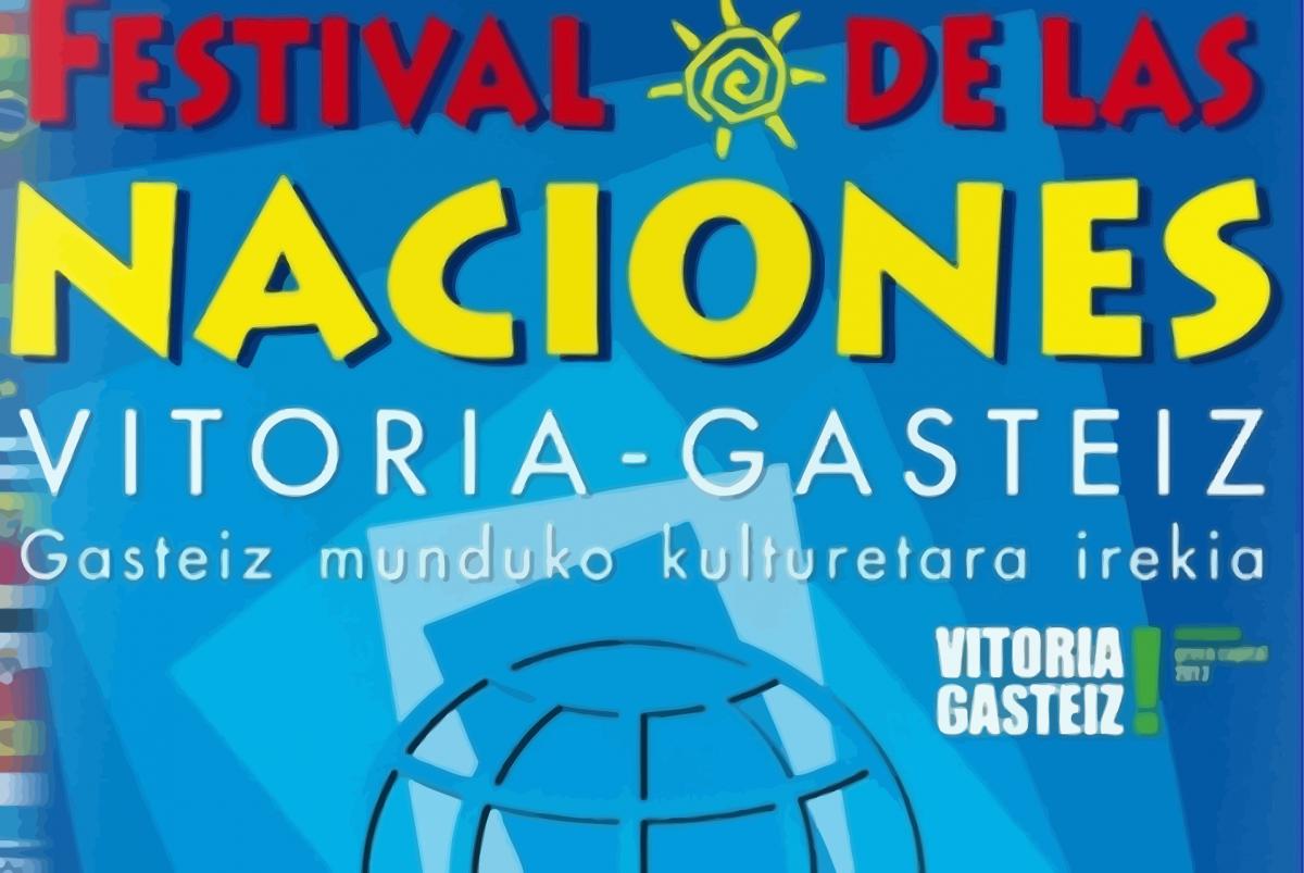 Feria de las Naciones en Vitoria-Gasteiz