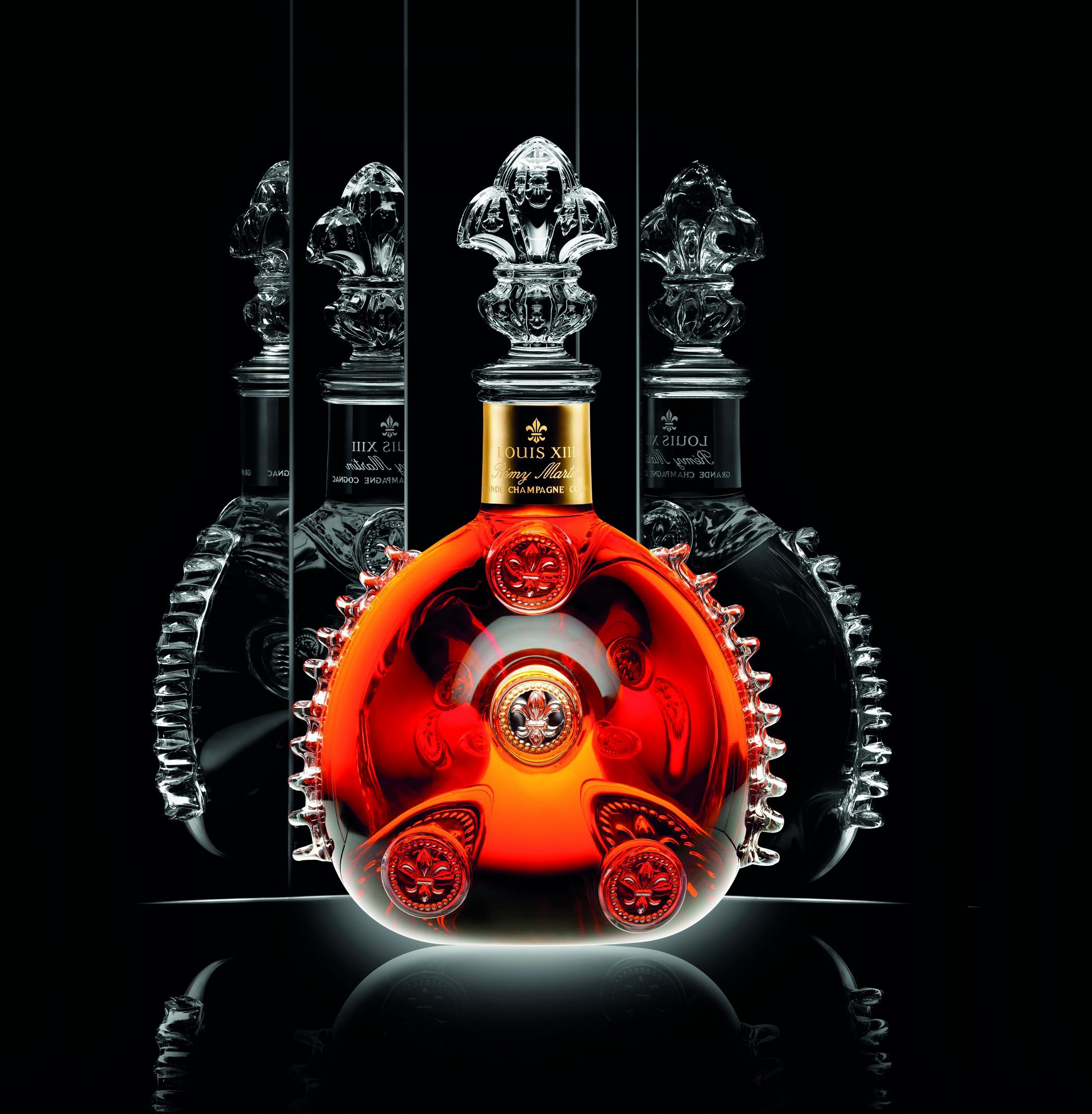 El coñac más caro del mundo: Louis XIII