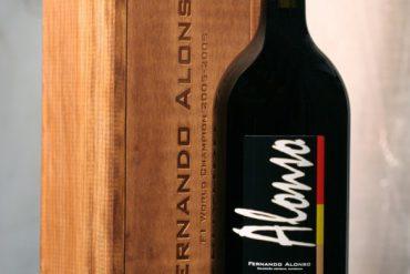 Magnum Calzadilla coleccion Fernando Alonso
