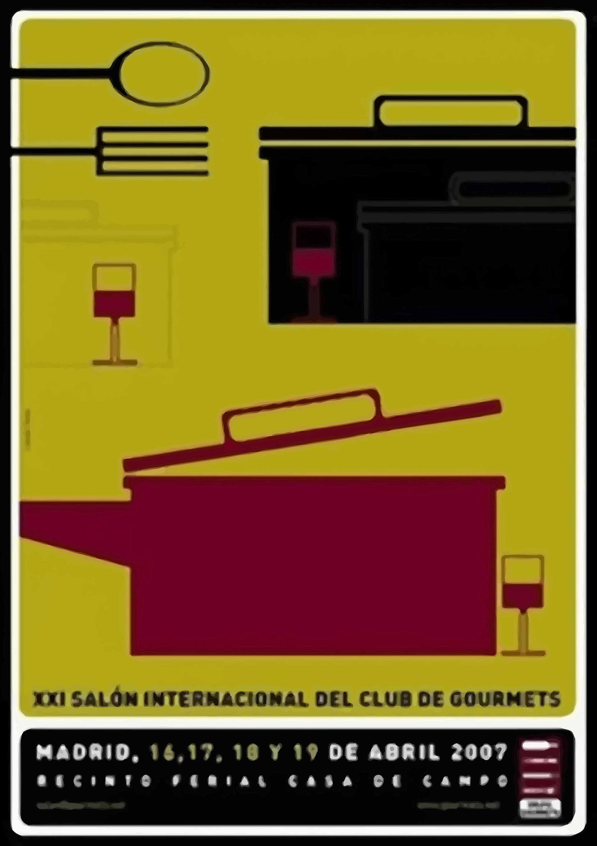 Salon Internacional del Club Gourmets