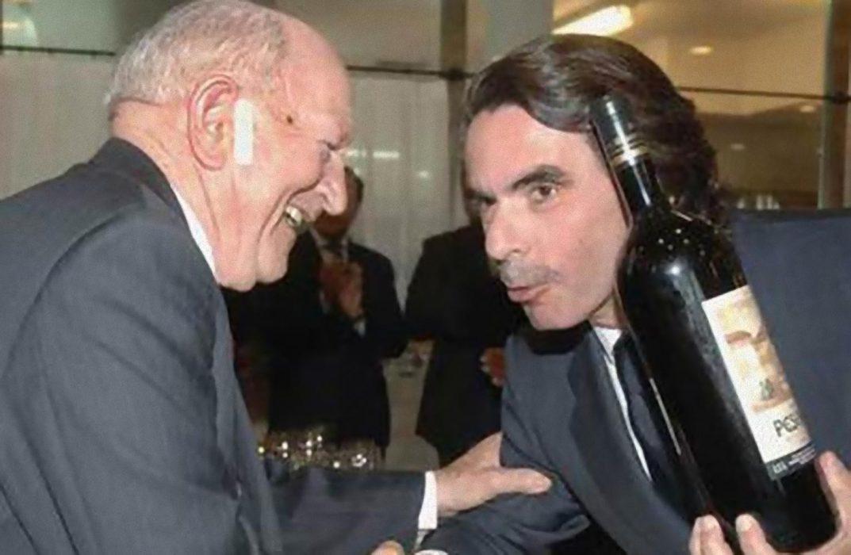 Aznar, Bodeguero de Honor por la Academia de Vino de Castilla y León