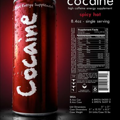 Cocaine, bebida