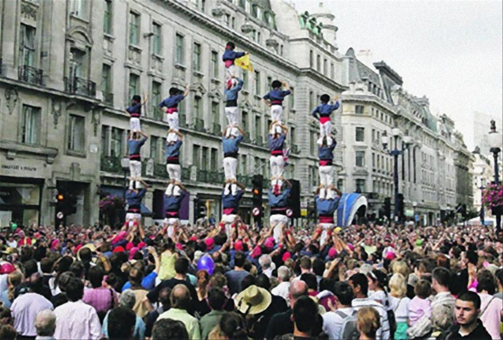 Festival Regent Street - España