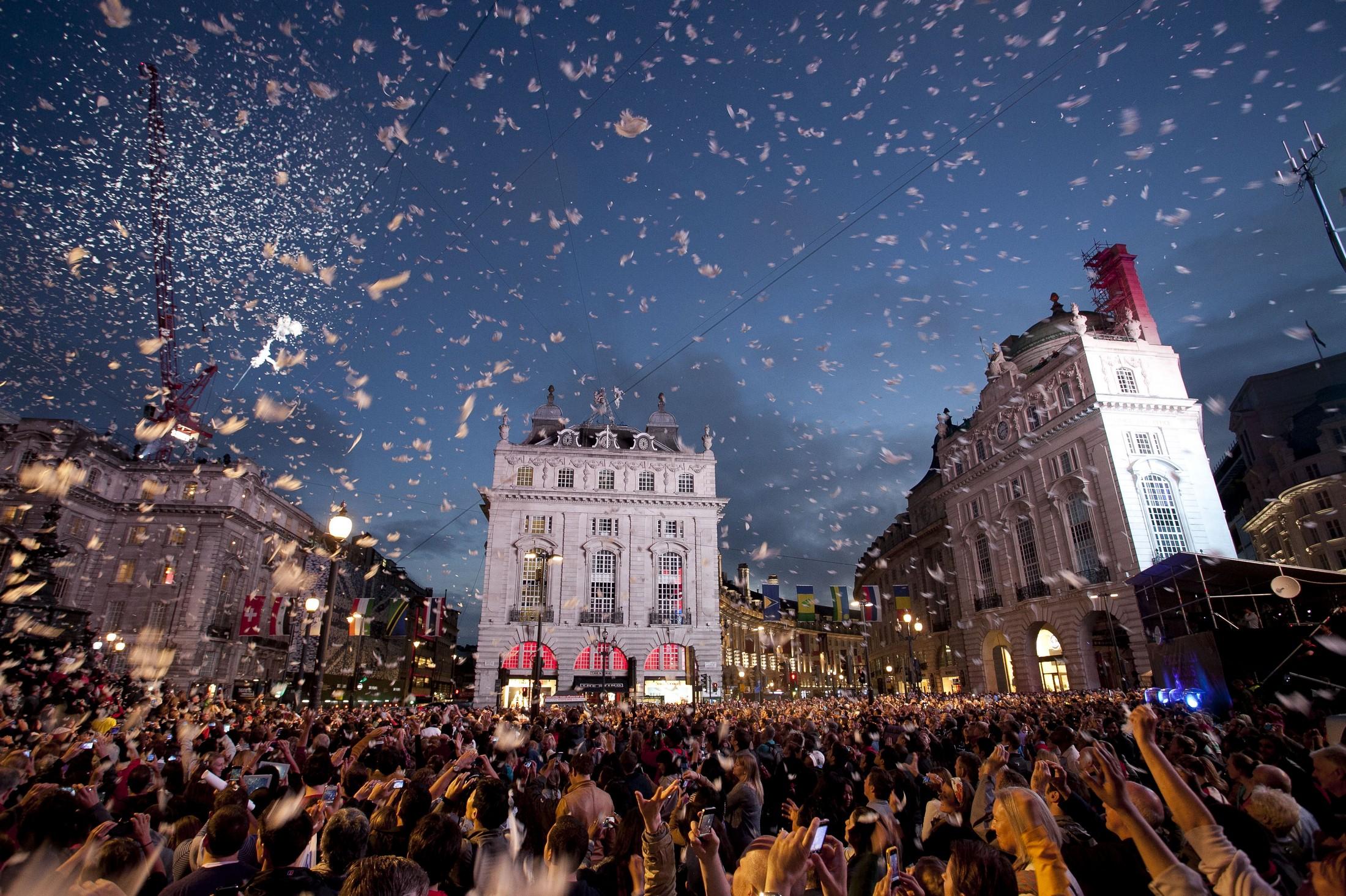 Festival Regent Street SPAIN