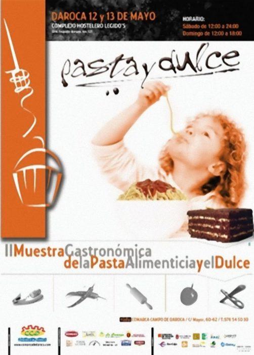 II Muestra Gastronomica de la Pasta Alimenticia y el Dulce