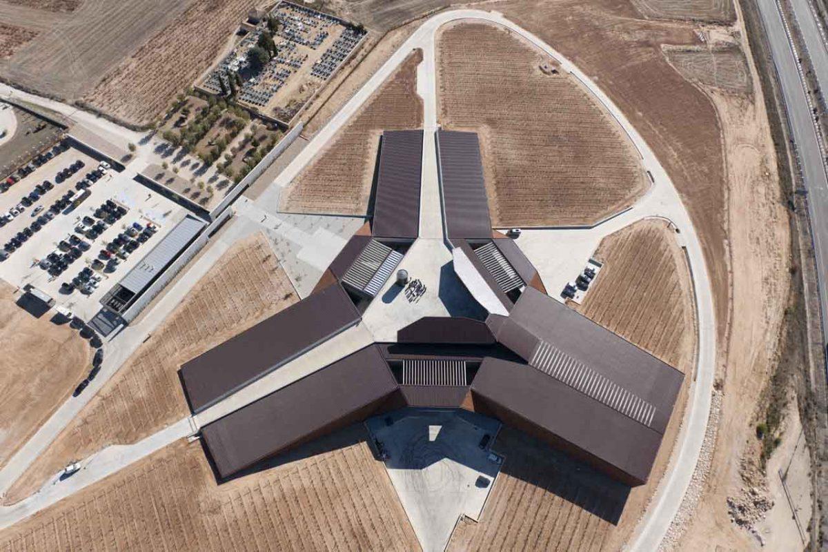 Norman Foster diseña Bodegas Portia (2)