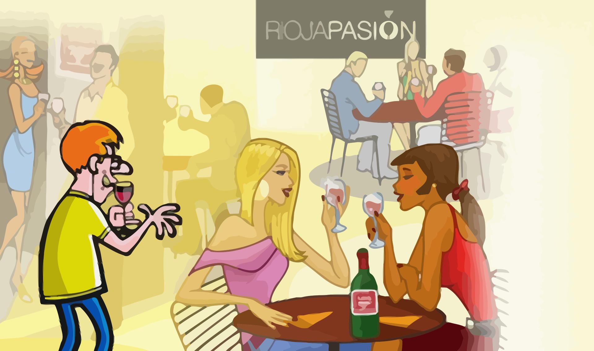 Rioja Pasión, cultura del vino a la mano de los jóvenes