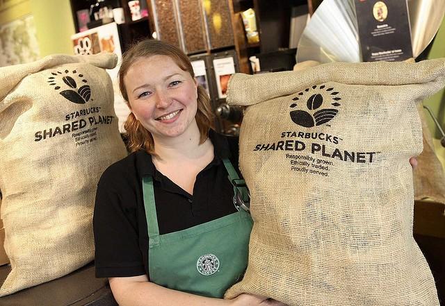 Starbucks y el Comercio Justo