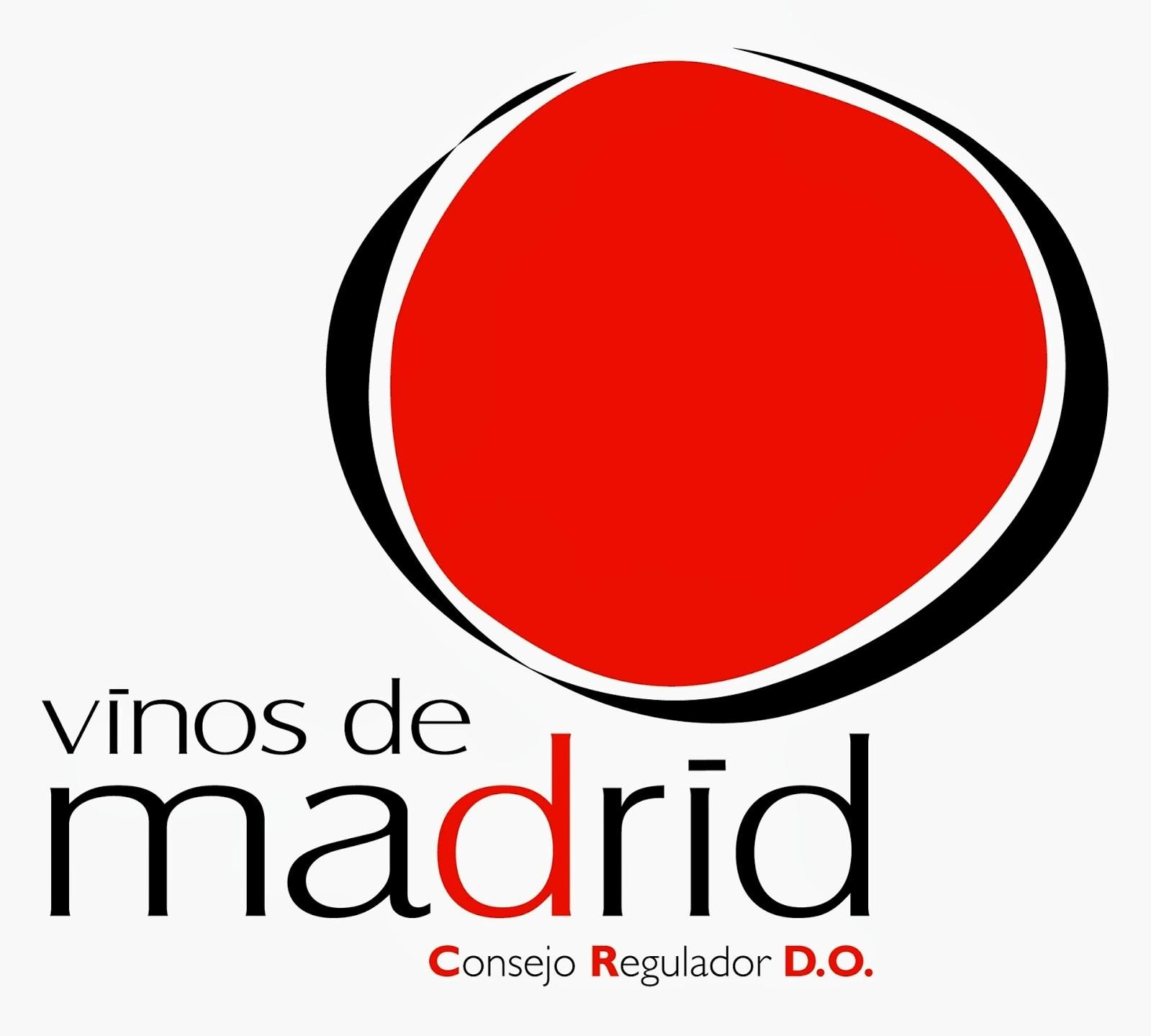 Denominación de Origen Vinos de Madrid Logo