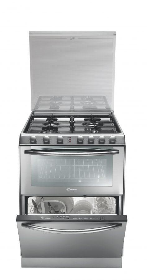 Candy trio cocina extractor lavavajillas y horno - Cocinas candy ...