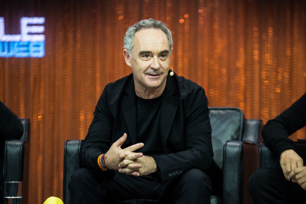 Ferran Adrià - OFFICIAL LEWEB PHOTOS