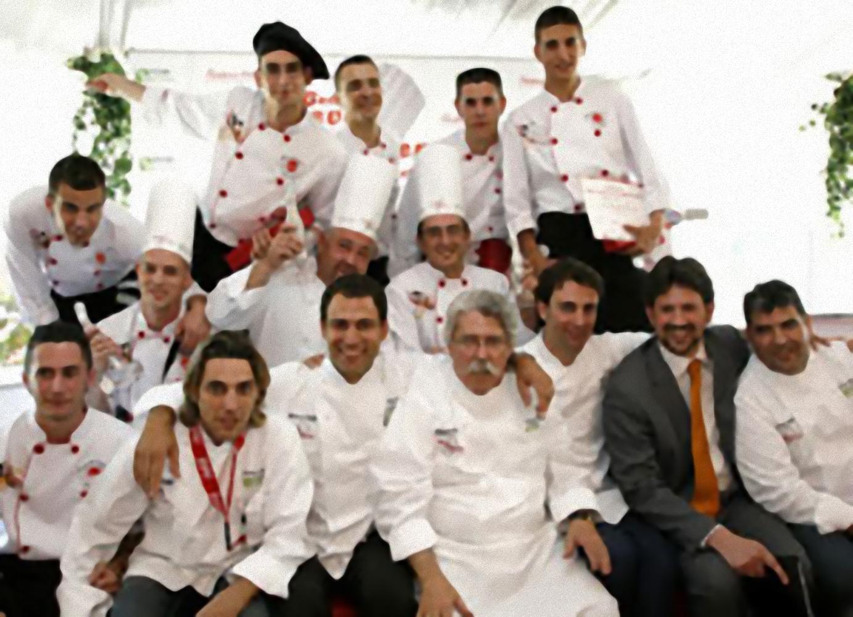Ganadores del Concurso Nuevos Talentos de la Gastronomía