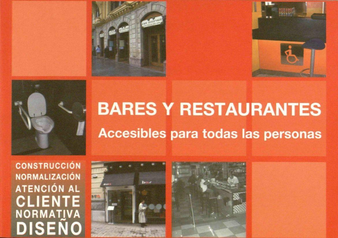 Guía de restaurantes accesibles en España de la Fundación ONCE