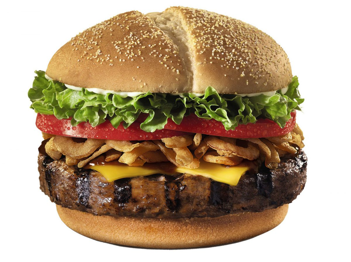 BURGER KING® Steakhouse XT™ Burger