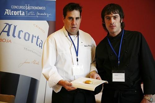 II Concurso Gastronómico Nacional Alcorta-Martin Berasategui
