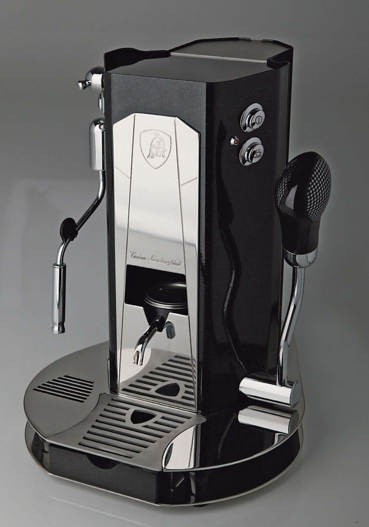 Cafetera Edición Limitada de Lamborghini