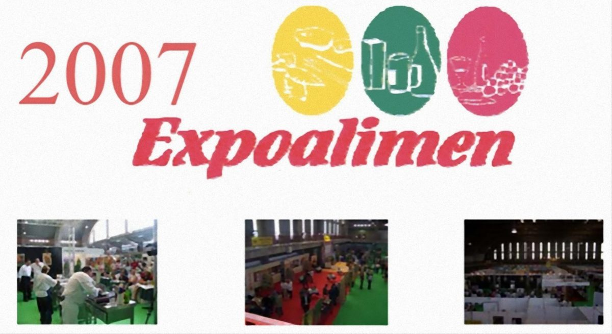 Salón de la Alimentación y Bebidas del Norte Expoalimen 2007