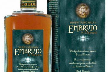 Whisky Embrujo de Granada