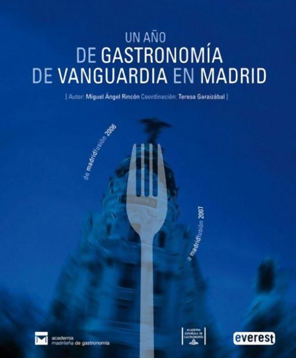 Un año de gastronomía de vanguardia en Madrid.