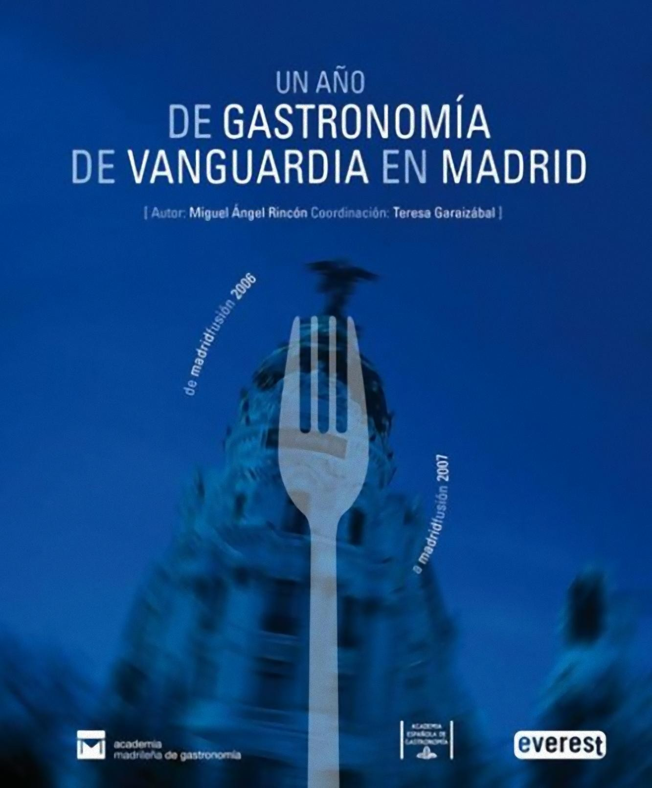Un a o de gastronom a de vanguardia en madrid el aderezo for Cocina peruana de vanguardia