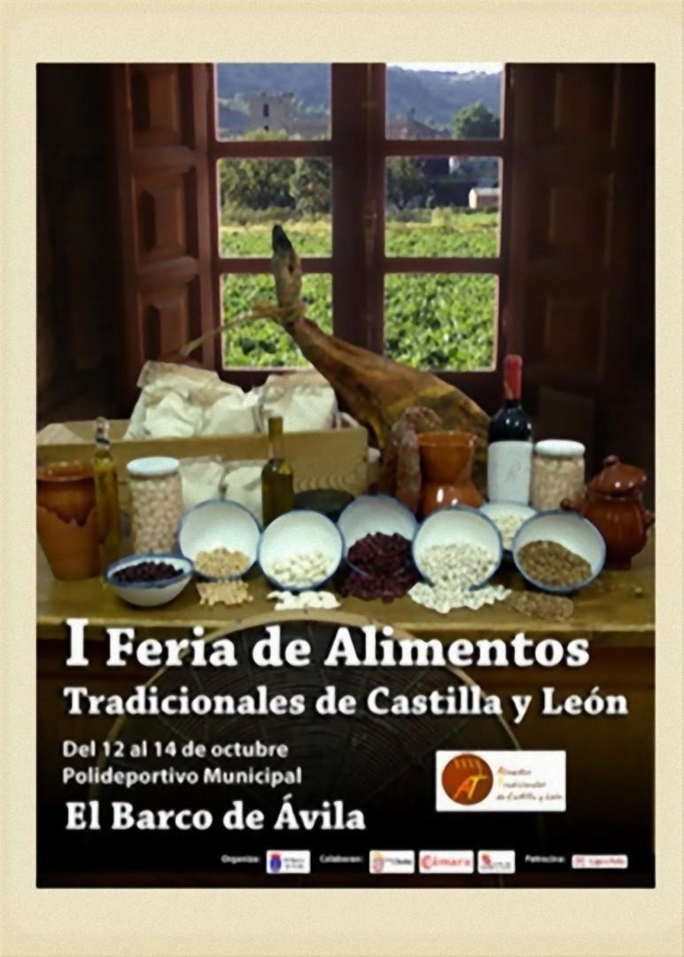 Feria de Alimentos Tradicionales de Castilla y León