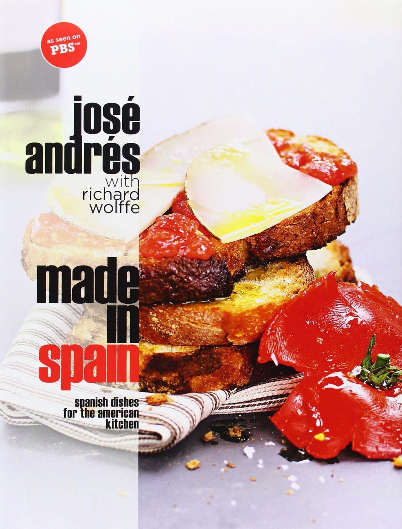 Made in Spain, by José Andrés