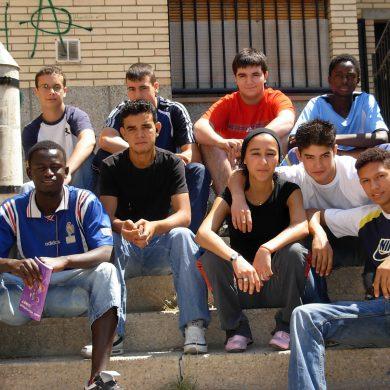 adolescentes inmigrantes