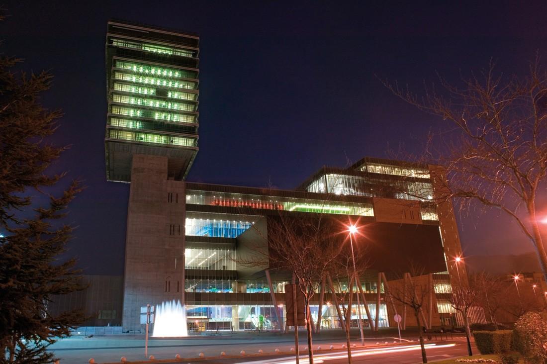 Bilbao Exhibition Centre (BEC) de Barakaldo
