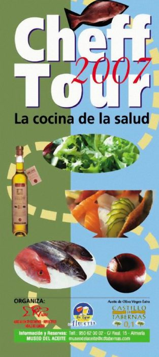 Cheff-Tour 2007, La Cocina de la Salud