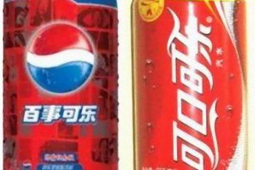 Pepsi-Cola vs Coca-Cola