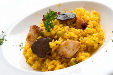 restaurante Aynaelda y el arroz