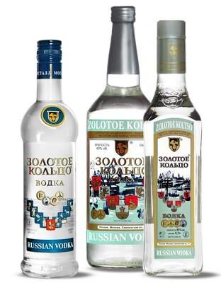 Vodka Kristall