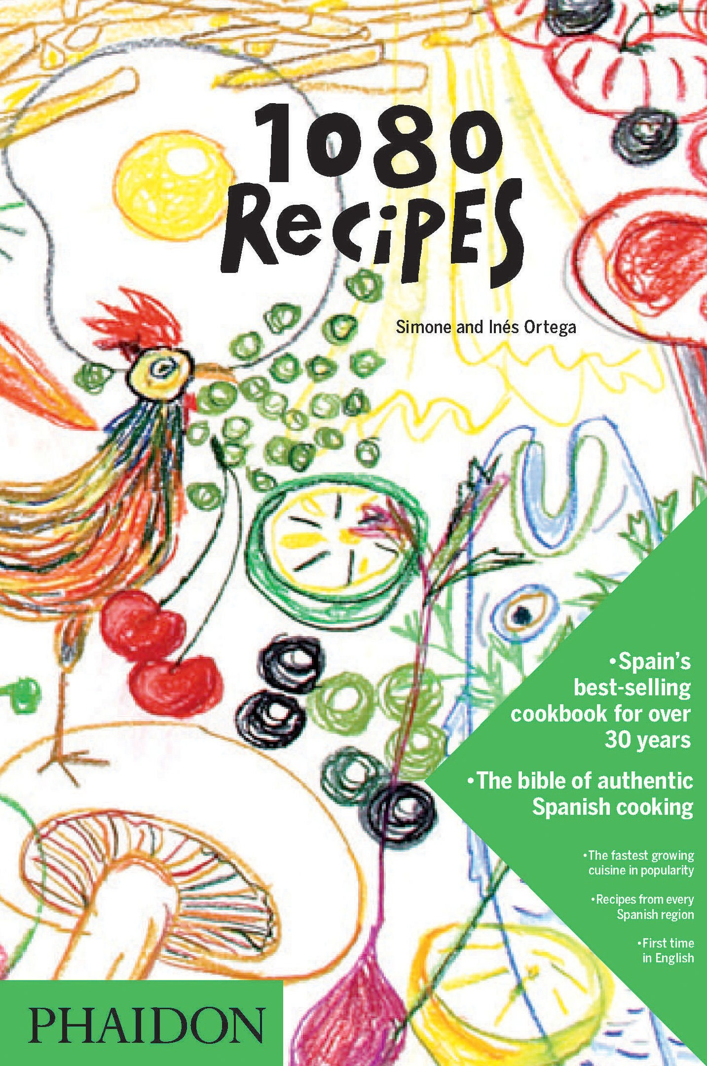 1080 Recipes by Simone and Ines Ortega 1